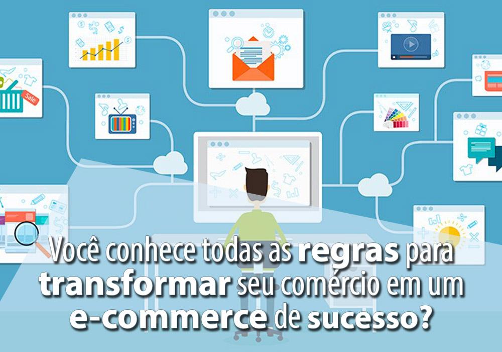 Abrir Um E-commerce