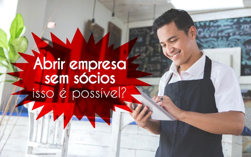Empresa Sem Sócios