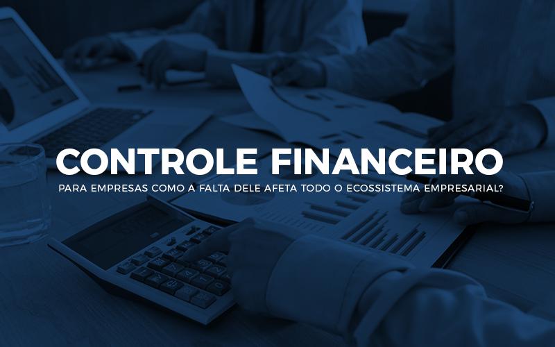 Controle Financeiro Para Empresas